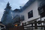 Gebäudebrand stand zur Übung